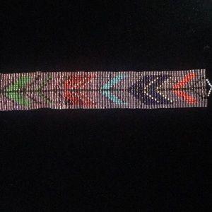 Handmade Multicolored Native American Bracelet